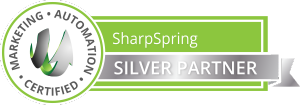 SharpSpring Silver Certified Partner
