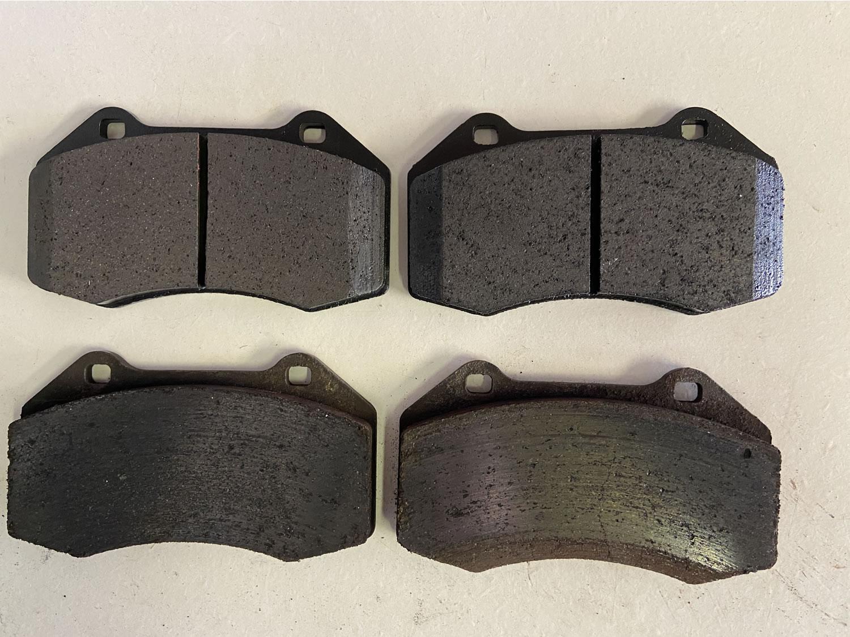 Alpine A110 front brake pads