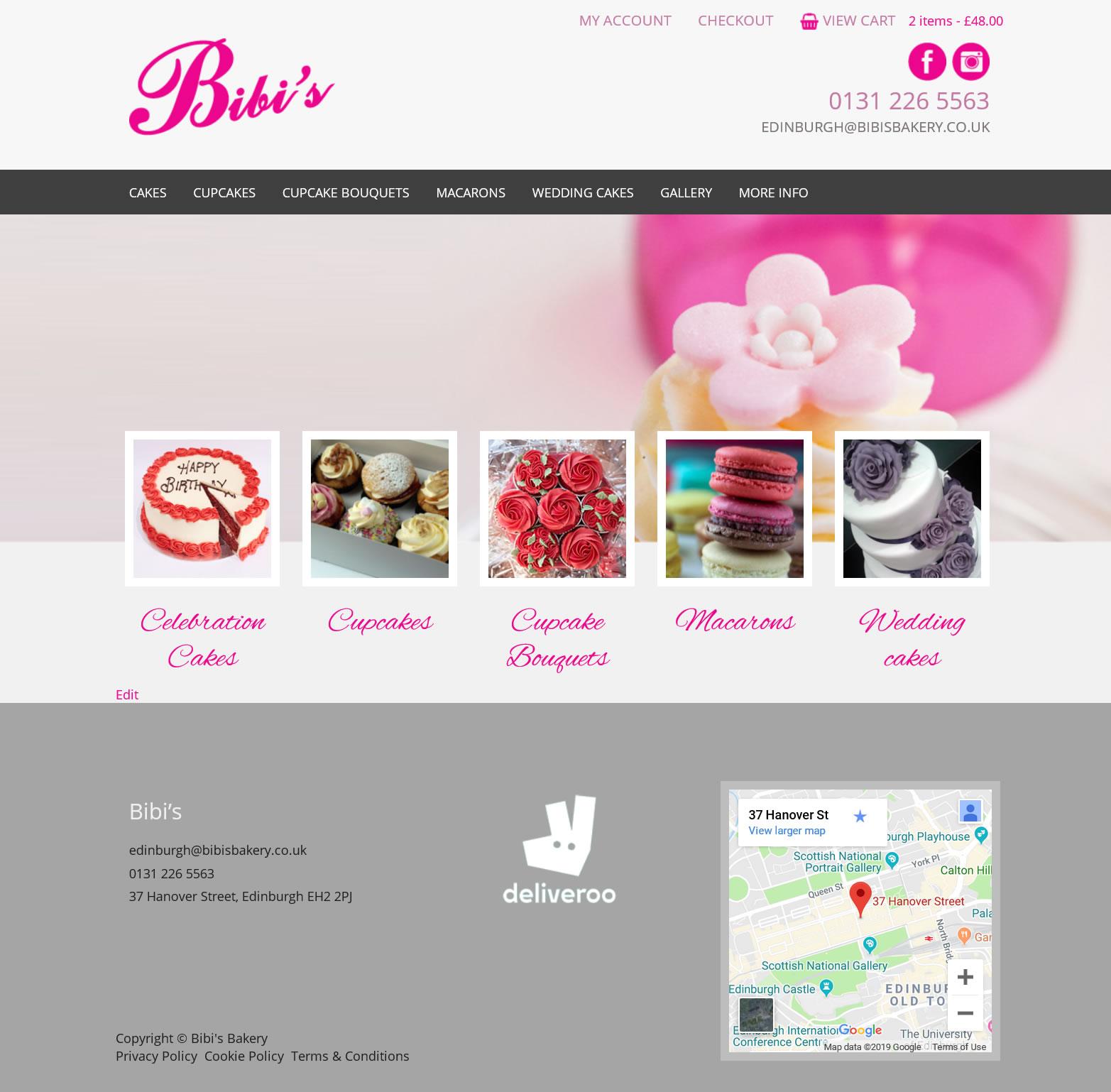 Bibis Bakery