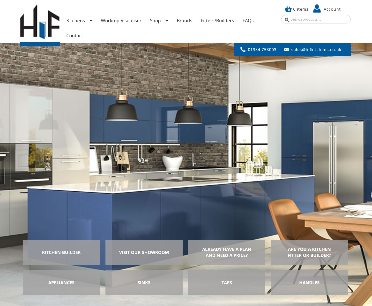 HIF Kitchens